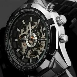 2No Shop - Sinh nhật Sendo - Đồng hồ lộ máy Automatic Winner - DH15214
