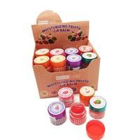 Son dưỡng trị thâm môi Beauty Treats Moisturizing Fruity Lip Balm