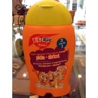 Sữa tắm và dầu gội trẻ em 3 trong 1 Rik Rok