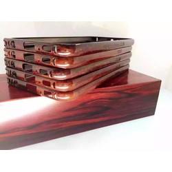 Viền vân gỗ iPhone 4 4s