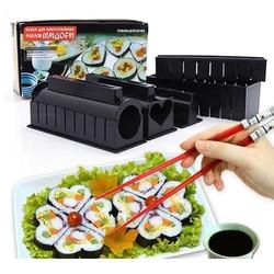 Bộ Dụng Cụ Làm Sushi 11 Món Nhiều Hình