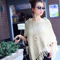 Áo len dệt kim, thời trang mùa thu