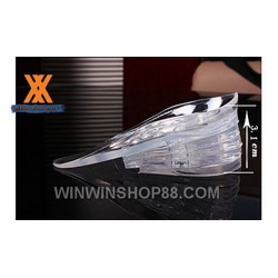Lót giày tăng chiều cao silicon