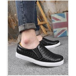 CX119 - Giày lười Hàn Quốc giả da cá tính mẫu mới 2016