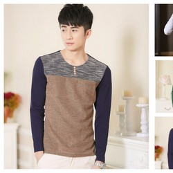 Áo nam thời trang Quảng Châu