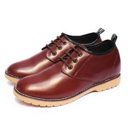Giày da thời trang trẻ trung, năng động