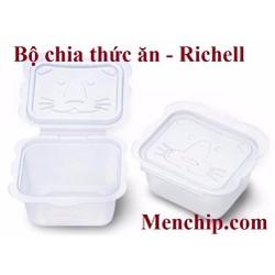 Bộ chia thức ăn - Richell