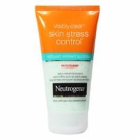 Sữa rửa mặt trị mụn và tái tạo da NEUTROGENA Skin Stress Control 150ml