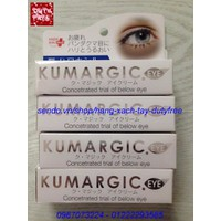 Kem trị thâm xóa vết nhăn quầng mắt Kumargic Nhật Bản