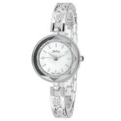Đồng hồ nữ dây thép chống xước JU954 ánh sao dát ngọc - Thương Hiệu