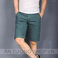 Quần Short kaki nam thời trang