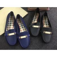 Giày búp bê nhựa burberry BB534190