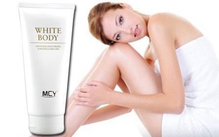 Kem dưỡng trắng White body MCY 3