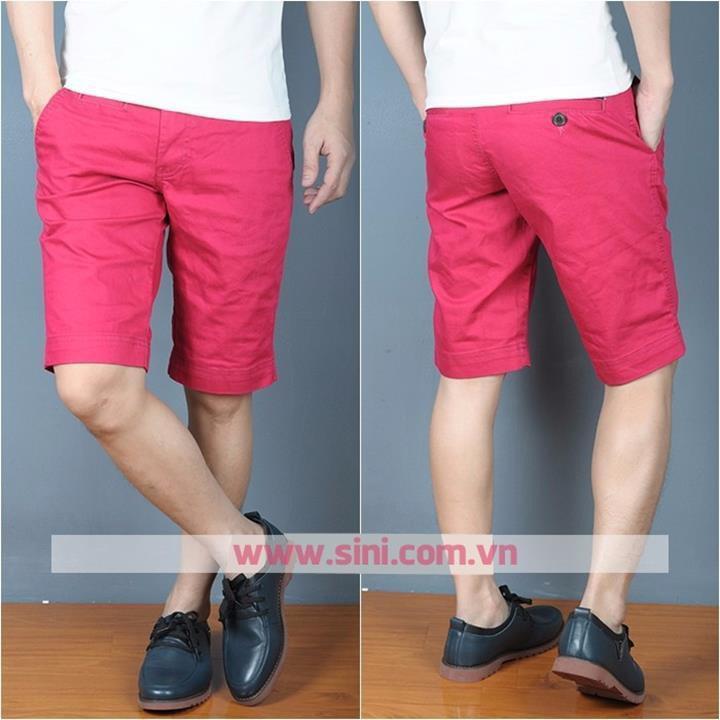 quan short kaki xuat khau 2015 xanh long cong 1m4G3 6c01b4 Khi xu hướng quần short kaki nổi lên