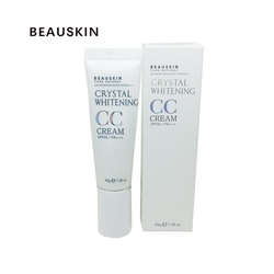 Kem lót CC Cream Beauskin CRYSTAL WHITENING