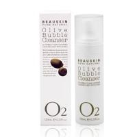 Sữa rửa mặt oliu tạo bọt oxy Beauskin