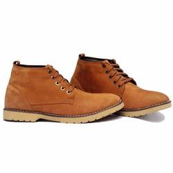Giày cao cổ trẻ trung, năng động, đế tăng chiều cao 5cm