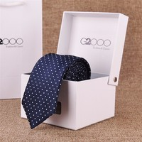 Cà Vạt Silk bản vừa C004