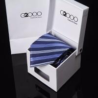Cà vạt Silk bản vừa C002