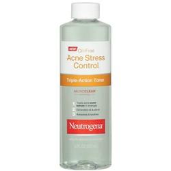 Nước Hoa Hồng Neutrogena Oil-Free Acne Stress Control