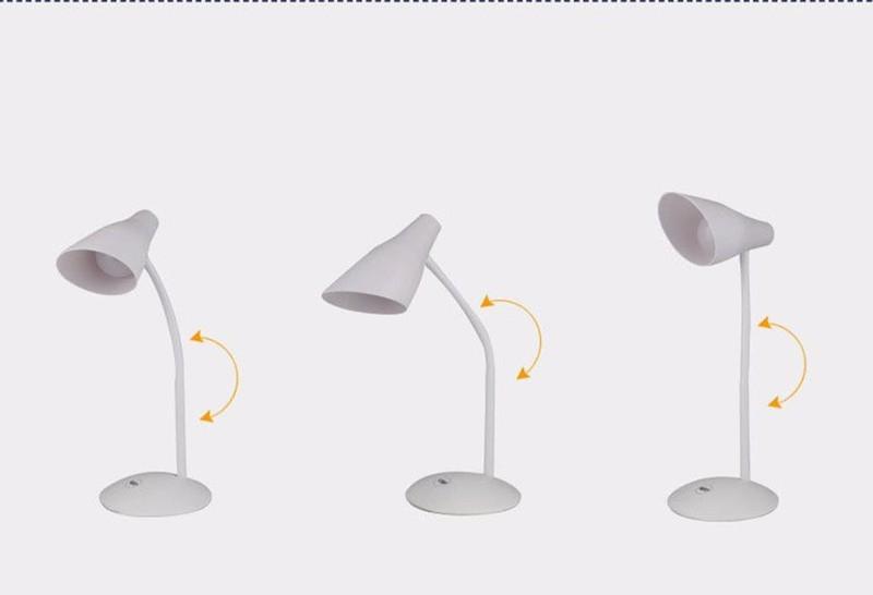 Đèn học để bàn cảm ứng chống cận - DH01 4