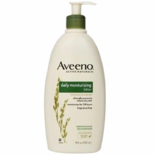 Kem dưỡng da aveeno daily moisturizing lotion 591ml