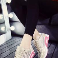 giày thể thao nữ ánh kim