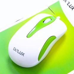 Chuột quang chính hãng Delux DLM-115