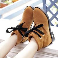 Giày Boot xinh thắt nơ xinh - B047N