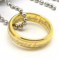 Dây chuyền Chúa tể những chiếc nhẫn