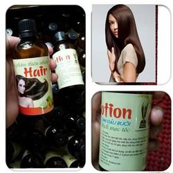 Tinh dầu bưởi Kích thích mọc tóc - Tinh dầu bưởi trị rụng tóc hiệu quả