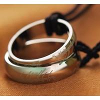 Dây chuyền nhẫn phim - Chúa tể những chiếc nhẫn-