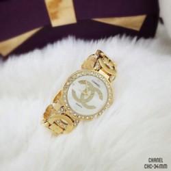 Đồng hồ nữ dây lắc đính đá