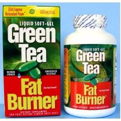 Green Tea Fat Burner 200 viên. Viên uống giảm cân từ trà xanh