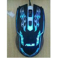Chuột Mouse ASUS 1200dpi LED VÂY RỒNG