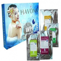 Kem Havona Body White Shower tắm trắng toàn thân