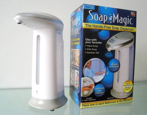 Máy Cảm Ứng Xà Phòng Soap Magic 1