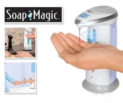 Máy Cảm Ứng Xà Phòng Soap Magic 4