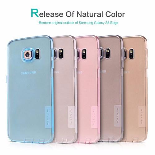 Ốp lưng SamSung Galaxy S6 Edge Silicon Nillkin - 3864100 , 2340345 , 15_2340345 , 120000 , Op-lung-SamSung-Galaxy-S6-Edge-Silicon-Nillkin-15_2340345 , sendo.vn , Ốp lưng SamSung Galaxy S6 Edge Silicon Nillkin