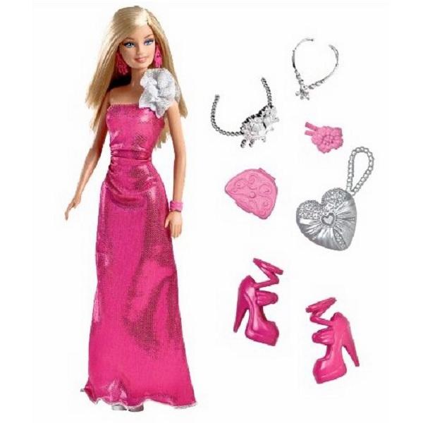 bb022 set 4 tui xach cho bup be barbie 1m4G3 9fea0d Vì sao búp bê Barbie lại được tất cả mọi người ưa chuộng?