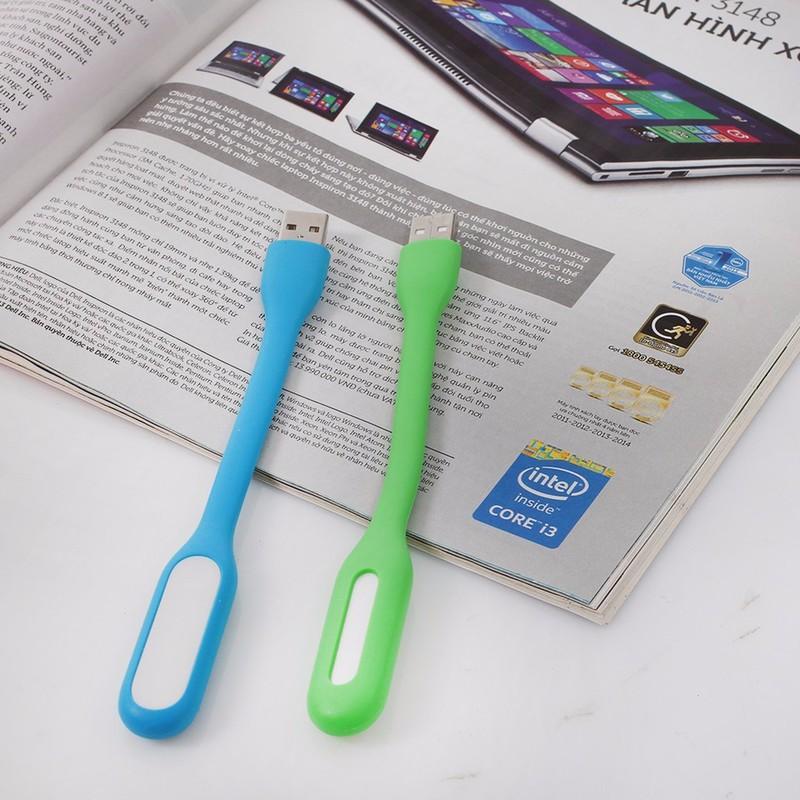 Combo đèn USB và Quạt 2 Cánh Rời Tiện Dụng 7