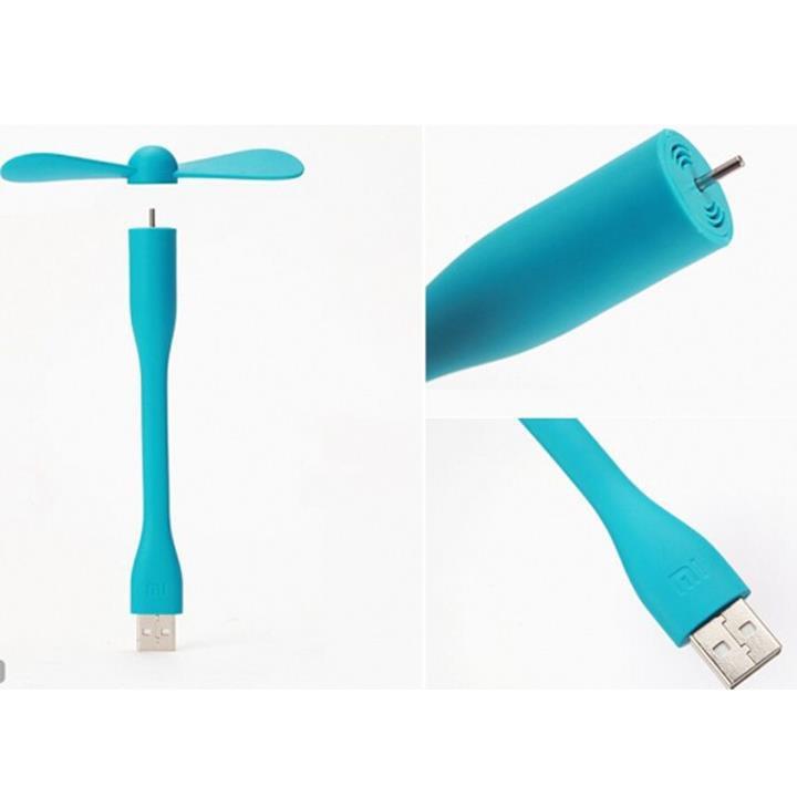 Combo đèn USB và Quạt 2 Cánh Rời Tiện Dụng 5