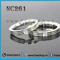 Nhẫn cặp INOX cao cấp NC261