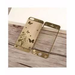 Miếng dán cường lực Mùa Vàng iPhone 5, 5S