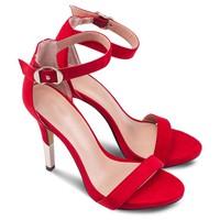 Giày Nữ Sandal Cao Gót F745