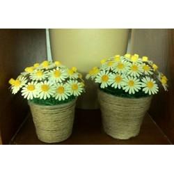 Lọ hoa cúc để bàn loại nhỏ - Quà tặng, trang trí