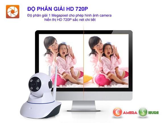 Camera IP Wifi không dây HDP-888IP