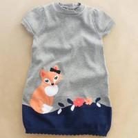 Váy len cho bé 1-5 tuổi Gymboree VLBG01