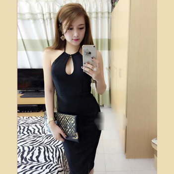 Đầm Body Khoét Ngực - 1465