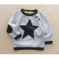 Áo len cho bé 1-5 tuổi HM ALBT02